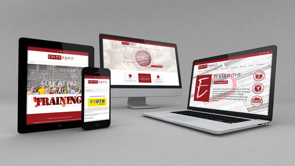 Employ NZ Website