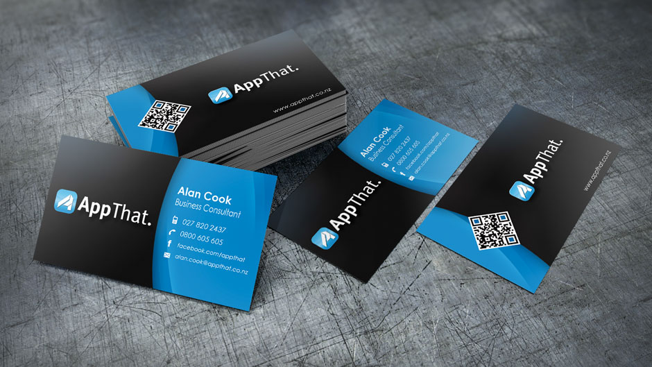 AppThat Business Cards