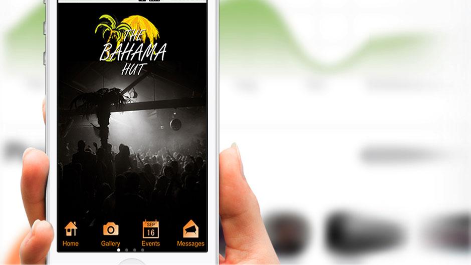 B Hut Mobile App